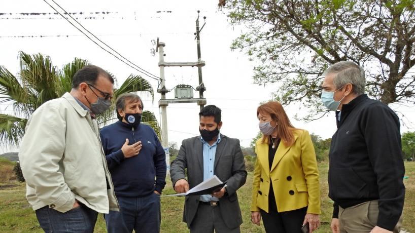 Dos obras eléctricas benefician a miles de usuarios de San Pablo y El Cadillal