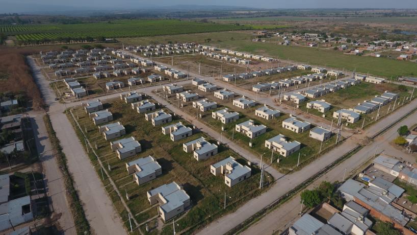 El 14 de octubre comienza la entrega progresiva de 500 viviendas en Las Talitas